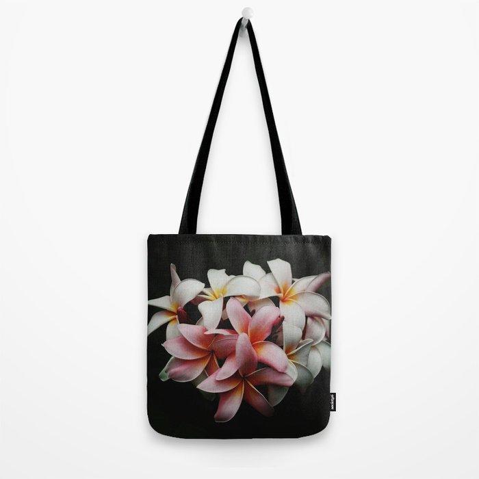 Flowers In The Dark Tote Bag