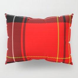 Plain Plaid Pillow Sham