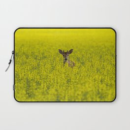 Buck in Canola Laptop Sleeve