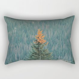"""Untitled"" Rectangular Pillow"