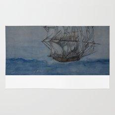 The ship  Rug