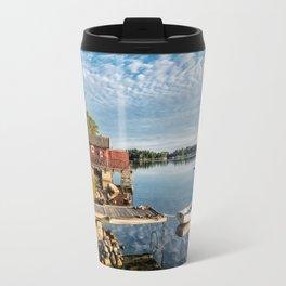 Archipelago in Sweden Travel Mug
