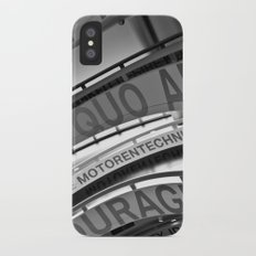 Motorentechnik iPhone X Slim Case