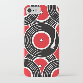 Groovy Record iPhone Case
