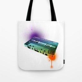 Tapes Tote Bag