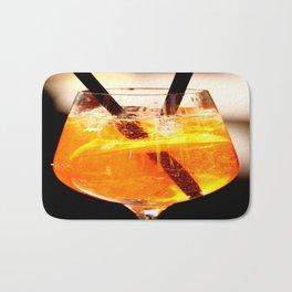 Cheers! Cocktail Drink #decor #society6 Bath Mat