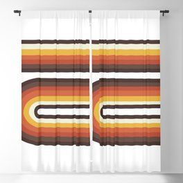 Rebirth Of The 70's No. 39 Blackout Curtain