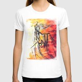 Igneus. Red angel. T-shirt