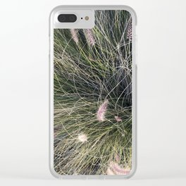 Fox Tails Clear iPhone Case