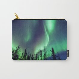 Northern Lights in Yellowknife Carry-All Pouch