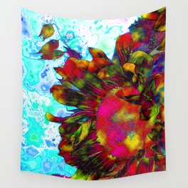 Sunflower 22 Wall Tapestry