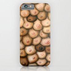 Decisions, Decisions / Boob Painting iPhone 6s Slim Case