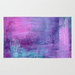 Purple Haze Background Rug