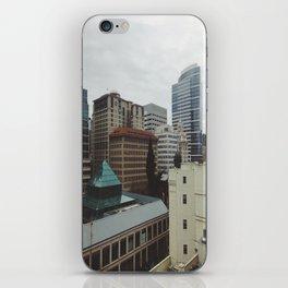 Portland 003 iPhone Skin