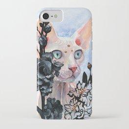 Gladioulus iPhone Case