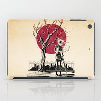 japanese iPad Cases featuring Japanese student by Rafapasta