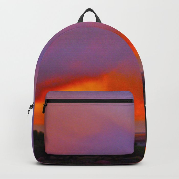 Smoky Sunset Bay Backpack