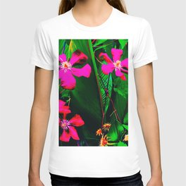 Florida Garden in Bloom T-shirt
