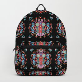 Owl Blooms with Love Backpack