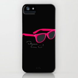 Darren Criss Glasses iPhone Case