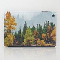 yosemite iPad Cases featuring Yosemite by Warren Silveira + Stay Rustic