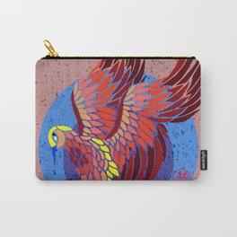 Red Phoenix Carry-All Pouch