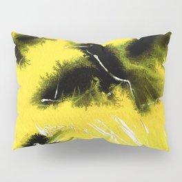 Totem Raven on the air Pillow Sham
