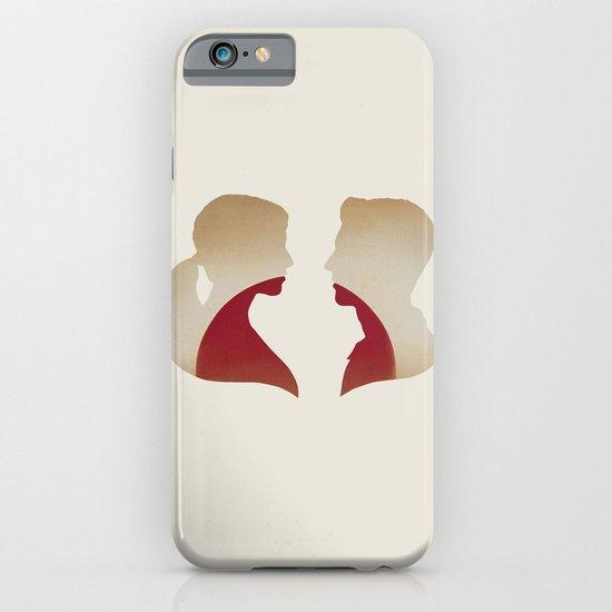 Love & the Setting Sun iPhone & iPod Case