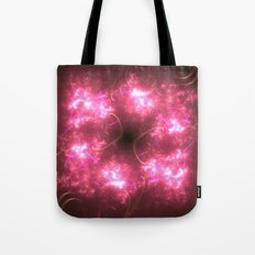 Essence of a Tulip Tote Bag