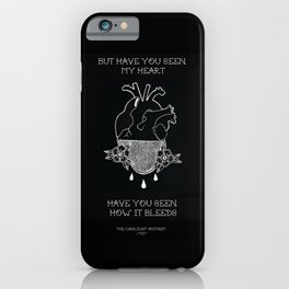 "The Gaslight Anthem - ""45"" iPhone Case"