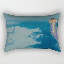 Virtual Life Rectangular Pillow