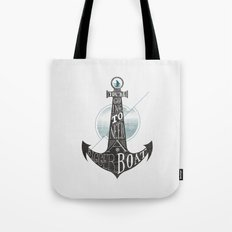 You're going to need a bigger boat Tote Bag