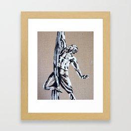 Reaching Higher Framed Art Print