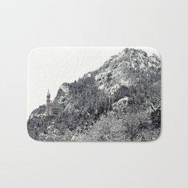 Neuschwanstein Castle Bath Mat