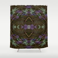 lantern Shower Curtains featuring My Lantern... by Cherie DeBevoise