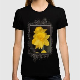 Trumpet Daffodil named Exception T-shirt