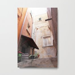 Homes Metal Print