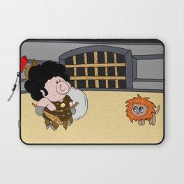 Maximus Piggus Laptop Sleeve