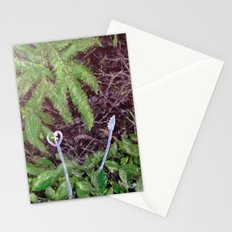 YOUNG FERNS Stationery Cards