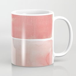 Hue in Red Orange Coffee Mug