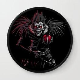 Ryuk by night Wall Clock