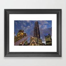 Eureka  Framed Art Print