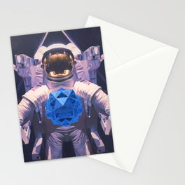 Extradimensional Explorer Stationery Cards