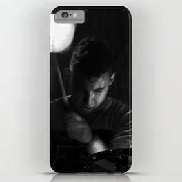 matt helders // arctic monkeys iPhone Case