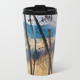 Mountain Shadows Travel Mug