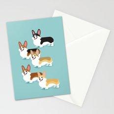 Color me Corgi Stationery Cards