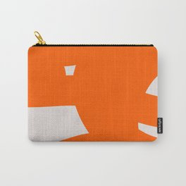 Abstract Form 6A Carry-All Pouch