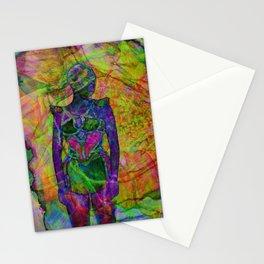 Girl IV Stationery Cards