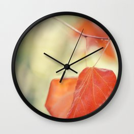 If You Forget Me Wall Clock