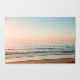 Strands Canvas Print